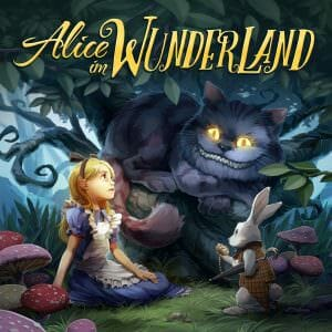 Rezension Alice im Wunderland Cover