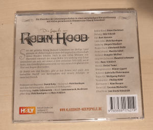 Holy - Robin Hood 3