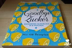 Rezension Goodbye Zucker Titel