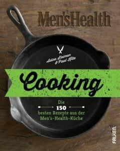 Rezension Mens Health Cooking Titelbild