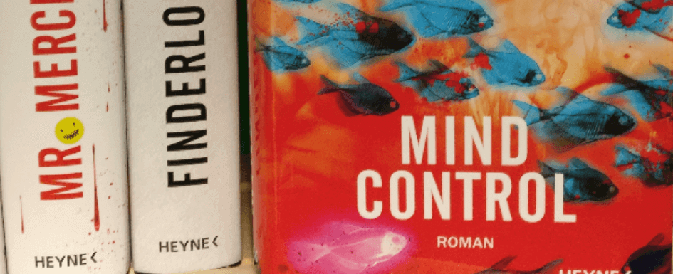 Rezension Mind Control Titel