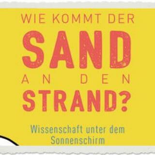 Beitragsbild Wie kommt der Sand an den Strand