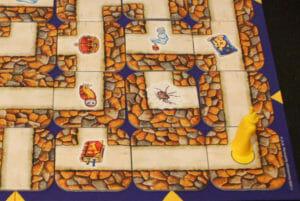 Das verrückte Labyrinth Original