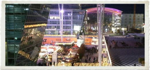Beitragsbild Wintermarkt Flughafen München