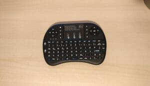 NextcloudPi Teil 4: Tastatur Rii i8+