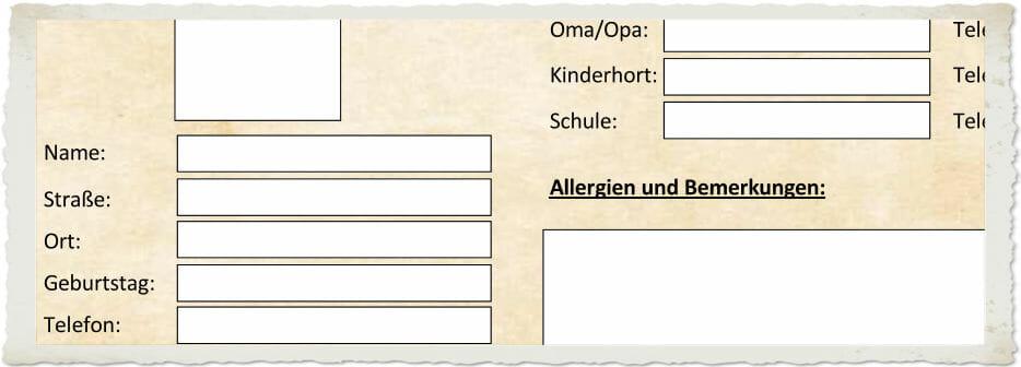 Beitragsbild Schulranzen-Notfallkarte