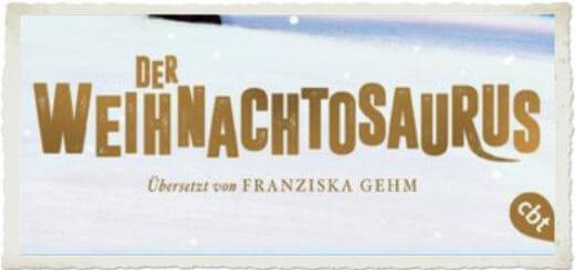 """Beitragsbild zu """"Der Weihnachtosaurus"""""""