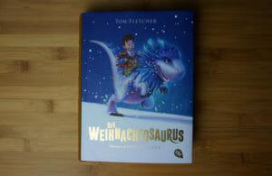 Der Weihnachtosaurus - Cover