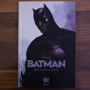 Rezension Batman - Der dunkle Prinz 1 - 01 - couchpirat.de