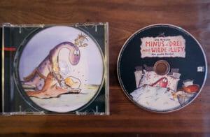 Rezension -Minus Drei und die wilde Lucy