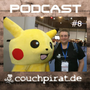 PiratenTalk-Podcast #8 - couchpirat.de