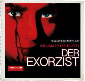 """Titelbild """"Der Exorzist"""" Ungekürzt"""