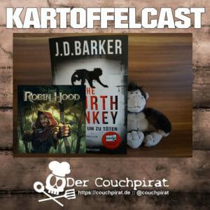 Kartoffelcast 3: Hörspiel-News, Robin Hood und der vierte Affe